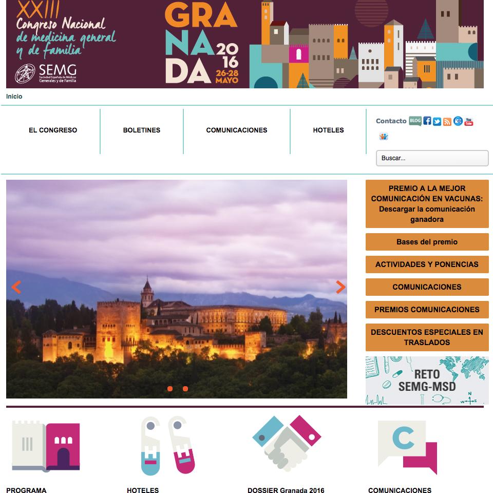 Poster Granada 2016